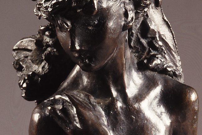 Camille Claudel Young Girl With Sheaf