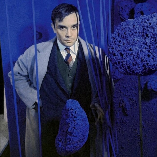 10 Things to Know about Yves Klein