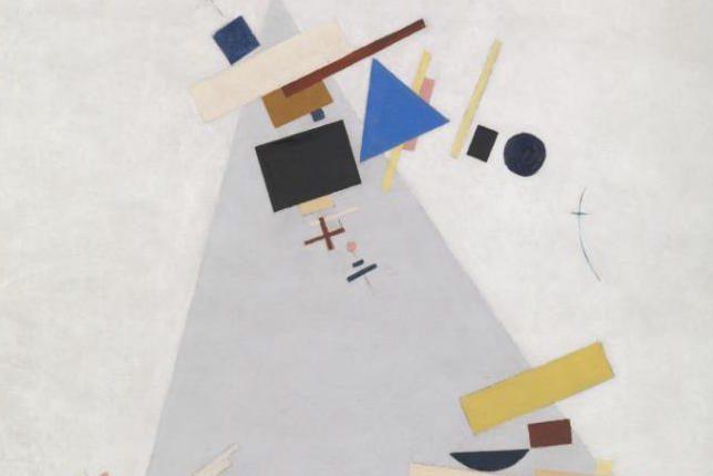 Kazimir Malevich, Dynamic Suprematism (1915/1916)
