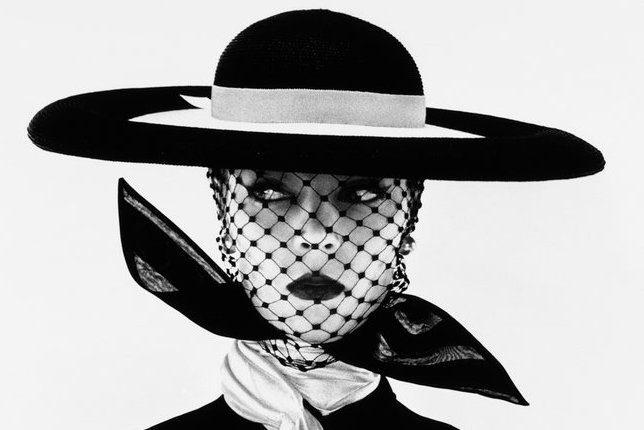 Irving Penn, Vogue 1st April Cover, (1950)