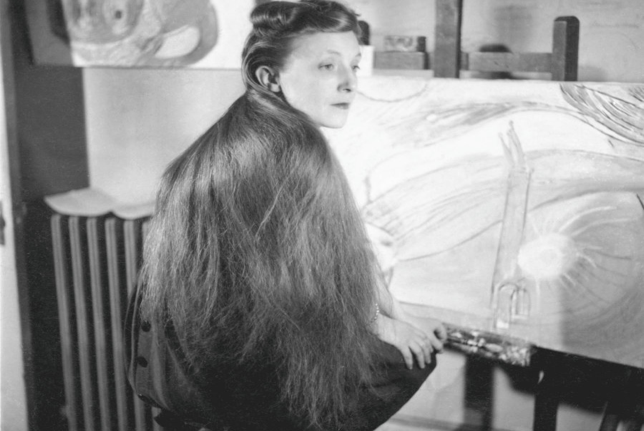 Louise Bourgeois 1946