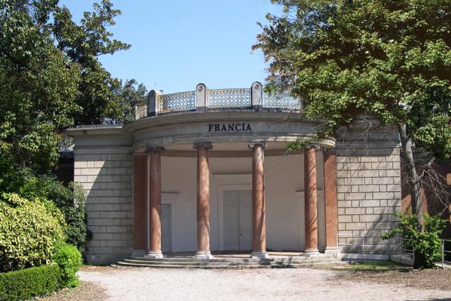 Pavillon Français Biennale de Venise