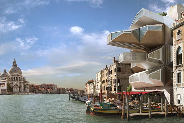 Architecture Biennale de Venise