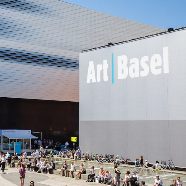 Our 10 Favourite Artists at Art Basel