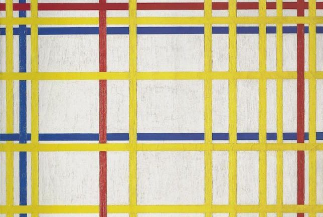 Piet Mondrian, New York City, 1942
