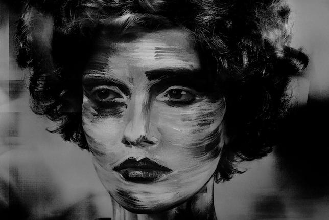 Valérie Belin, Lady_Stroke, 2017. Courtesy of Galerie Nathalie Obadia, Paris, Bruxelles.