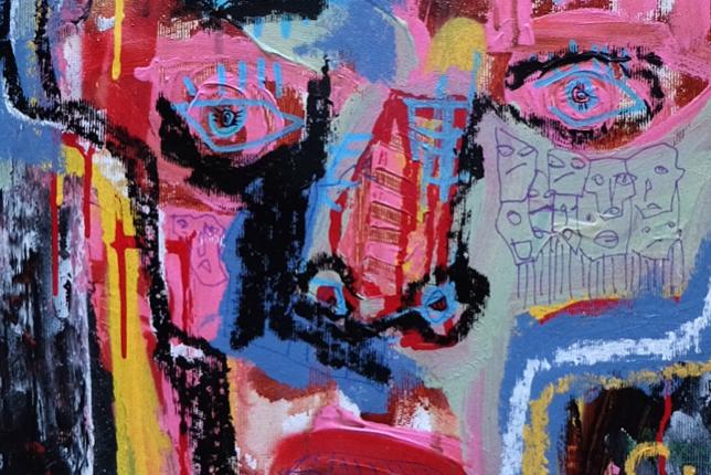 Jazzu's 'Les Maux de tête', 2018