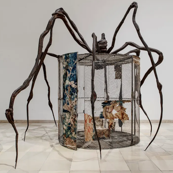 Louise Bourgeois' Spider
