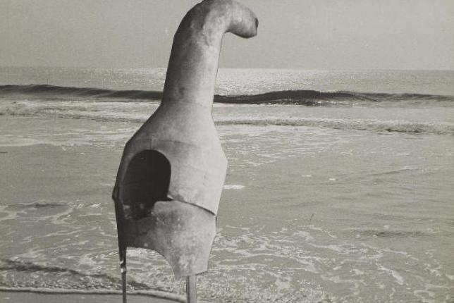 Dora Maar Monstre sur la plage