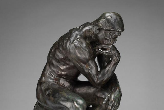 Auguste Rodin, Le Penseur, 1902