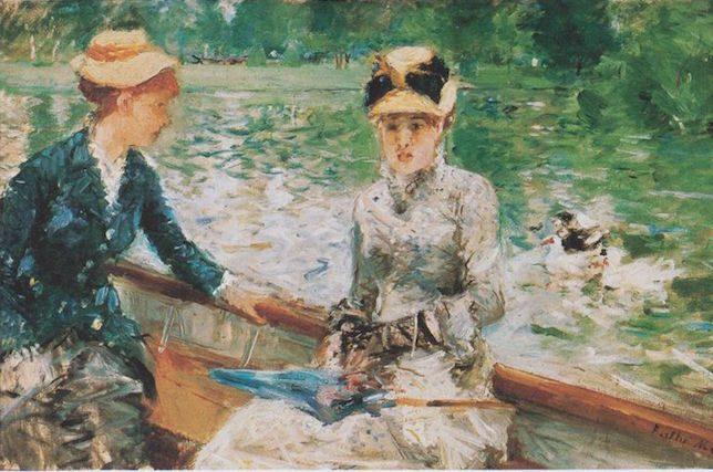 Berthe Morisot, Jour d'été, 1879