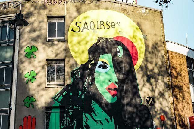 Saoirse 68, Anne McCloy, Shoreditch,  Londres