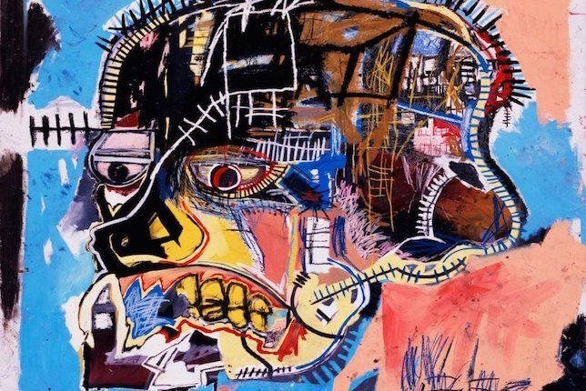 Image décorative: 25 Œuvres contemporaines à connaître absolument: Jean-Michel Basquiat, Sans Titre, 1981