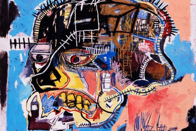 12. Jean-Michel Basquiat, Untitled, 1981