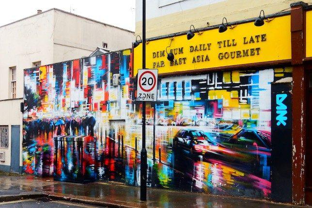 Dan Kitchener, Camden, Londres