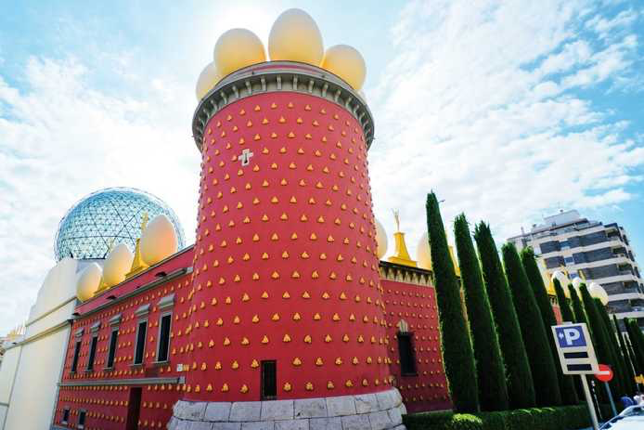 The Dalí Theatre-Museum