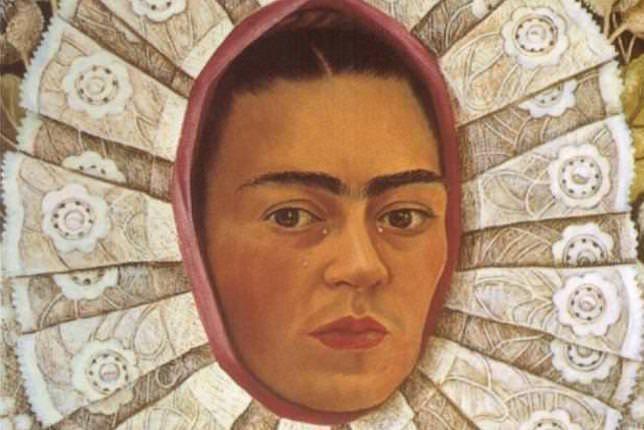 Image décorative: 25 Œuvres contemporaines à connaître absolument: Frida Kahlo, Autoportrait, 1948
