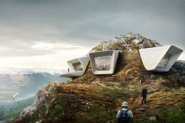 The Messner Mountain Museum (MMM)