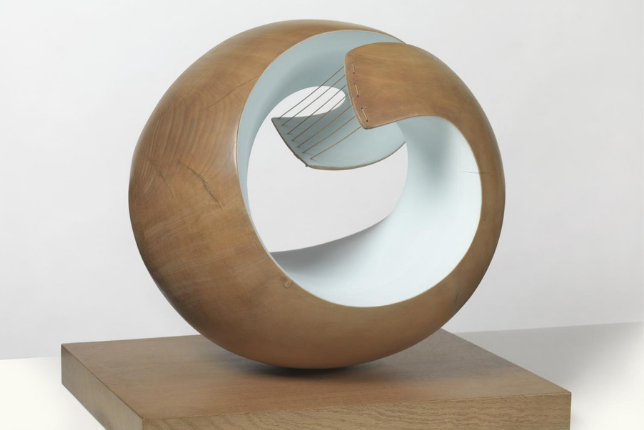 """Pelagos"", Dame Barbara Hepworth, Tate Britain, London"