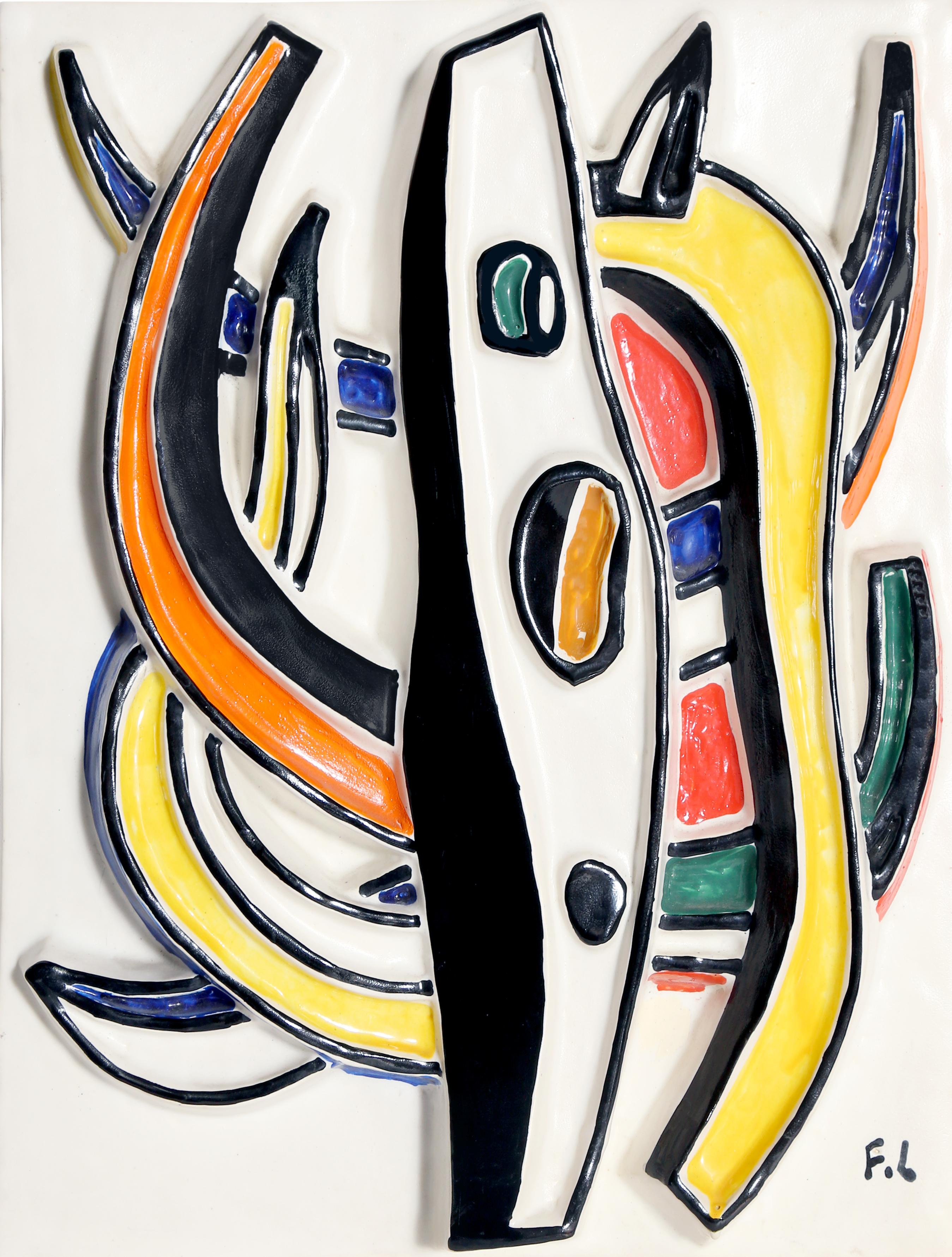 Fernand Léger Composition Abstraite