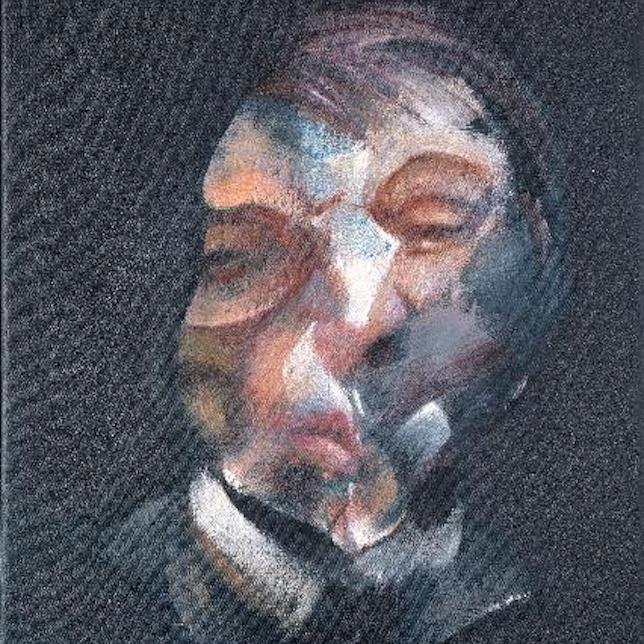 Francis Bacon Selfportrait