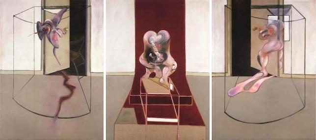 Francis Bacon Francis Bacon, Triptych Inspired by the Oresteia of Aeschylus