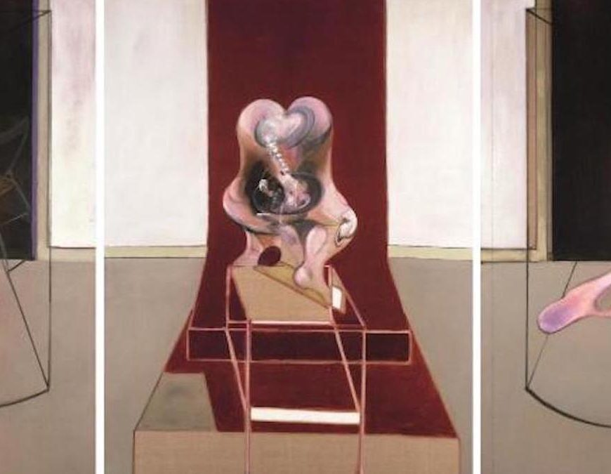 Francis Bacon Triptych Inspired by the Oresteia of Aeschylus