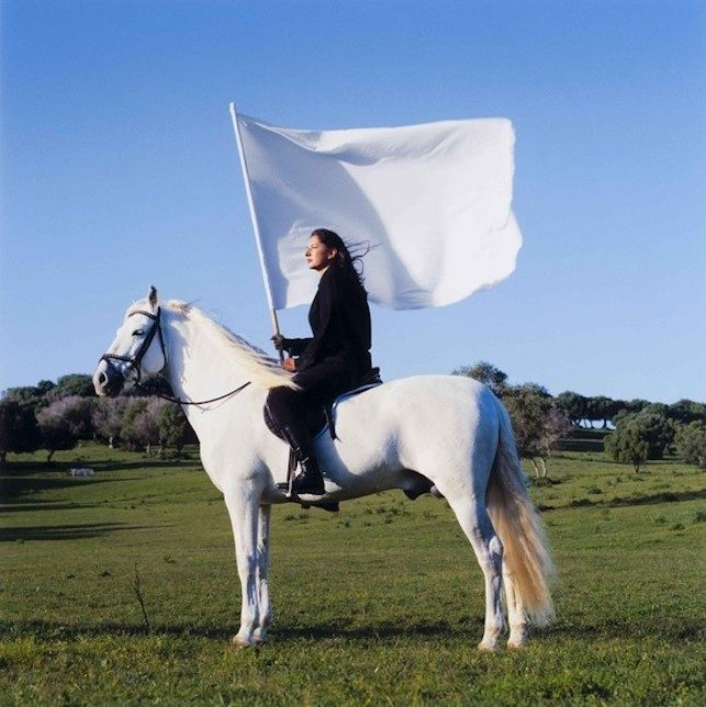 Marina Abramović, The Hero