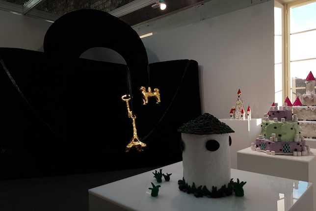 Soft Opening Gallery (Londres) : the 'once upon a time' one
