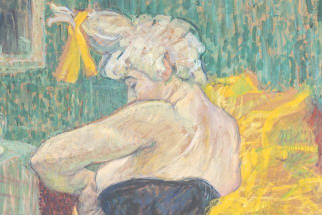 Henri de Toulouse-Lautrec Clownesse