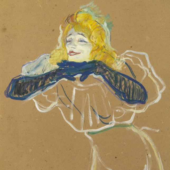 Henri de Toulouse-Lautrec, Yvette Guilbert