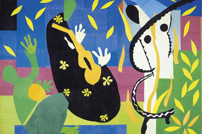 Henri Matisse, Tristesse du Roi