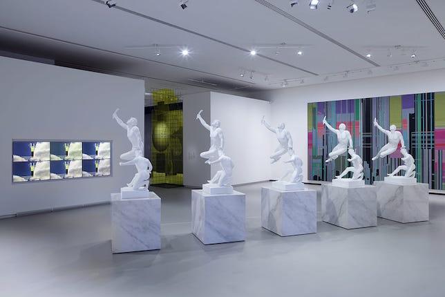 Exposition Bentu, Fondation Louis Vuitton