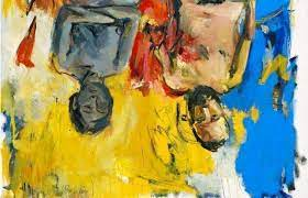 10 things to know about Baselitz
