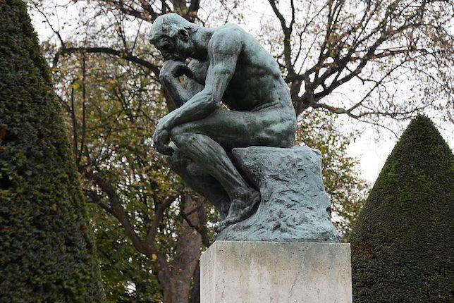 Auguste Rodin, Le Penseur, Musée Rodin
