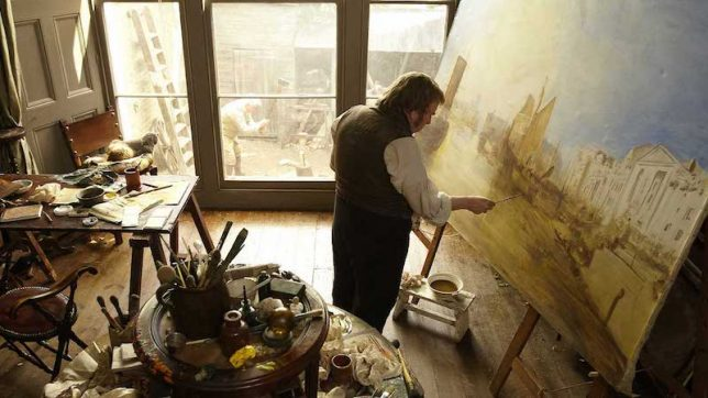 Mr. Turner by Mike Leigh
