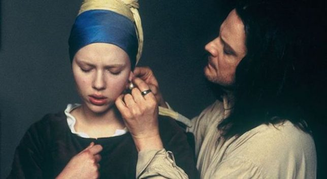 Girl with a Pearl Earring par Peter Webber