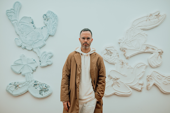 David Arsham figure de l'art contemporain
