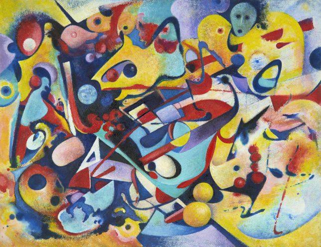 Artists' impressions artsper