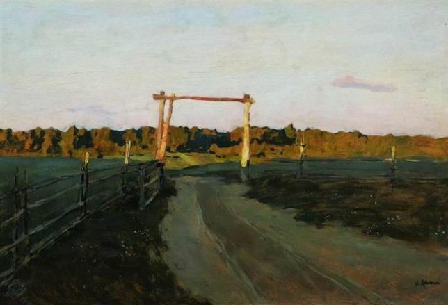 summer painting seasons in art summer in modern art isaac levitan summer evening