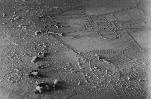 Man Ray et Marcel Duchamp, Élevage de poussière, 1920