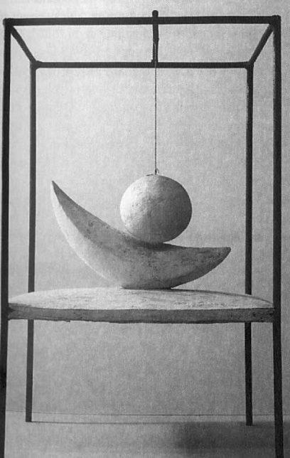 Alberto Giacometti, Boule Suspendue, 1930-1931