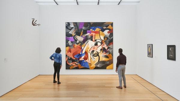 Musée d'art américain, The Art Institute, Chicago, Etats-Unis