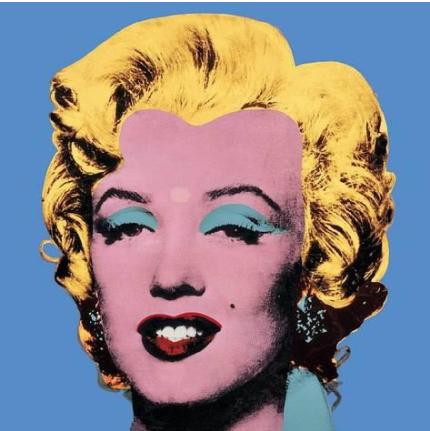 Andy Warhol,Marilyn Monroe, 1964