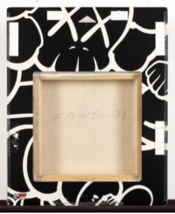 Kaws, Untitled (Chum), Package Paintings, 2001