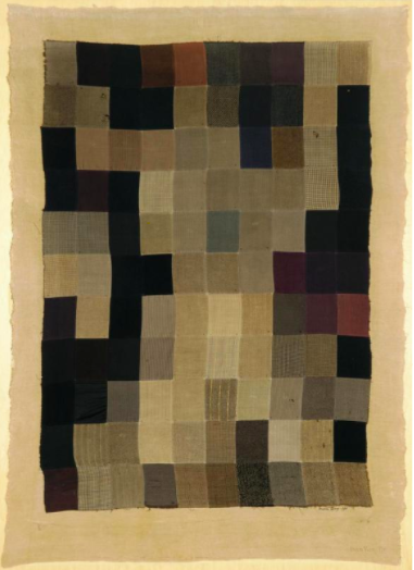 Man Ray, Tapestry, 1911