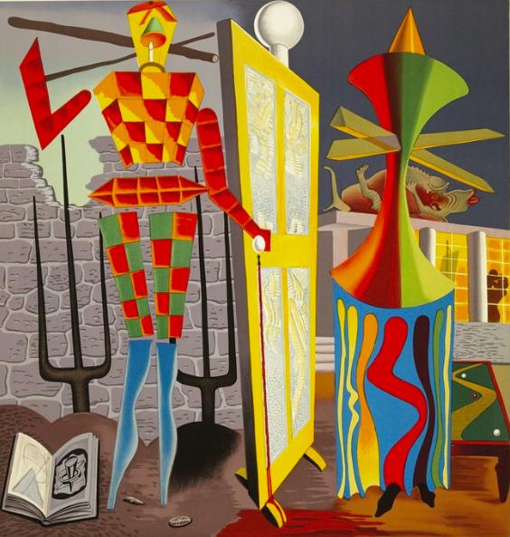 Man Ray, Le temps est bon, 1973
