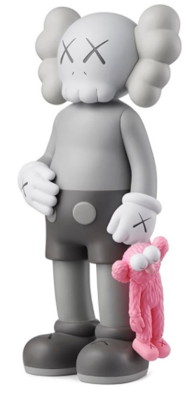 Kaws, Share, 2020, Original Fake