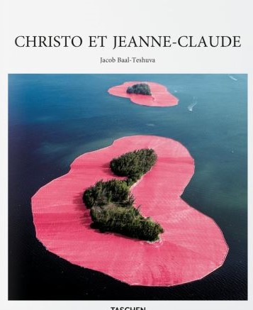 Book's cover Christo et Jeanne-Claude by Jacob Baal-Teshuva