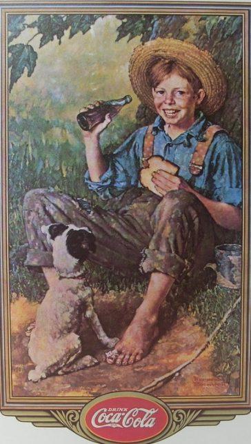 Norman Rockwell, Barefoot Boy, 1931
